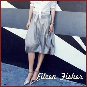 HPEileen Fisher Lantern Skirt