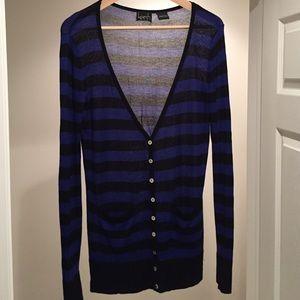 Kersh Sweaters - Kersh Boutique V-Neck Cardigan