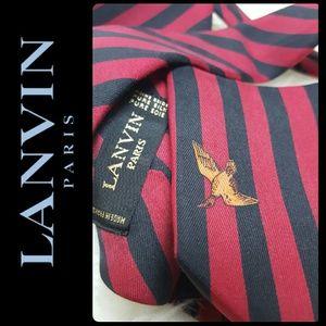 Lanvin Other - Lanvin Paris Tie