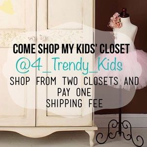 ✨VISIT MY KIDS CLOSET FOR SOME FABULOUS FINDS! ✨