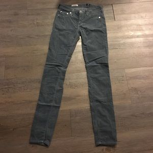 "AG ""the Legging"" SUPER SKINNY - corduroy"