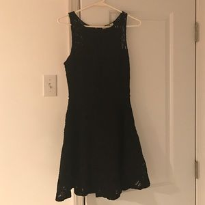 BB Dakota black cocktail dress