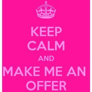Other - ✨ MAKE an OFFER ✨