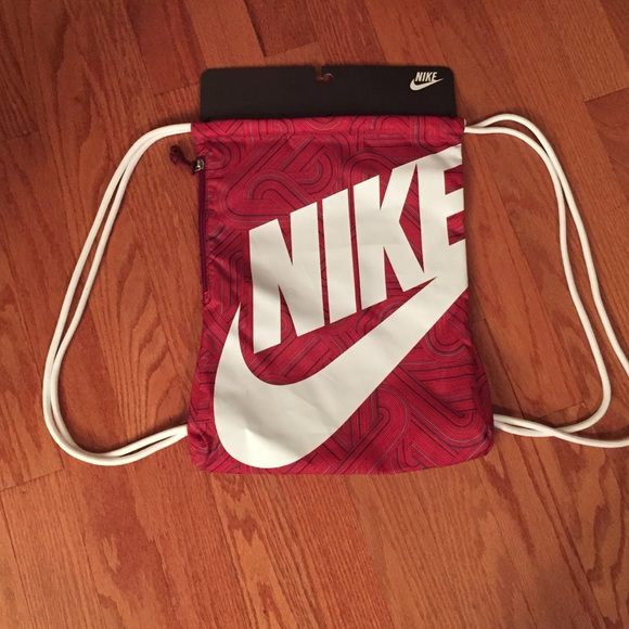 25% off Nike Handbags - Nike Heritage Unisex Drawstring Bag. from ...