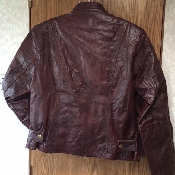Wilson leather jacket prices