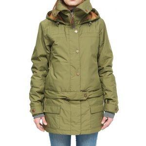 Roxy Delorean snow jacket