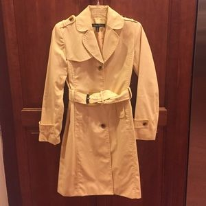 Brand New Kenneth Cole New York Trench