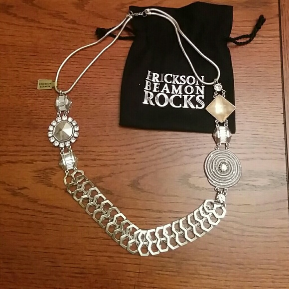 63 off erickson beamon jewelry erickson beamon rocks