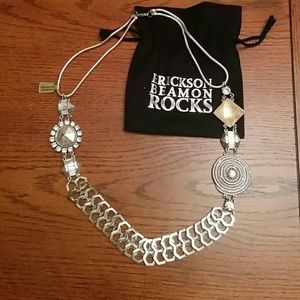 Erickson Beamon Jewelry - 🆕 Erickson Beamon Rocks statement necklace