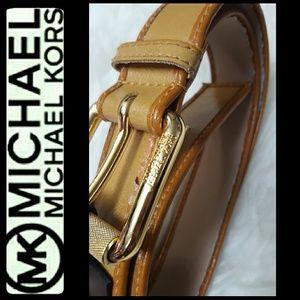 Michael Kors Accessories - Michael Kors Leather Belt