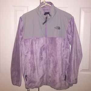 North Face Other - North Face Soft Lavender Coat