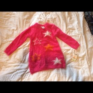 Flapdoodles Other - REDUCED! NWT Pink sweater dress