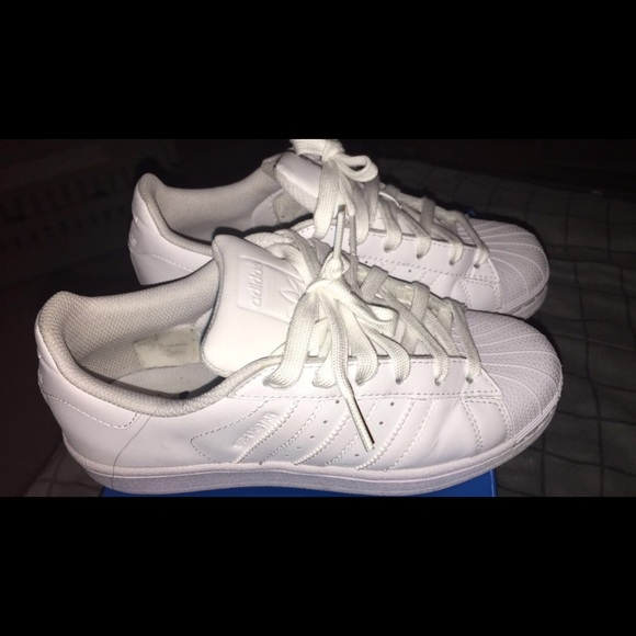 8d20ba8be778 Adidas Superstar All White herbusinessuk.co.uk