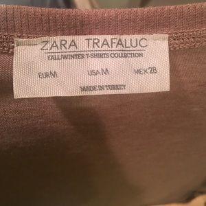Zara Tops - Zara long sleeve top medium