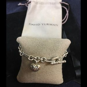 David    Yurman.  bracelet