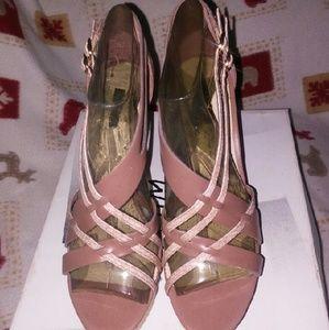 Wild Pair Shoes - Wild Pair Jani Heels
