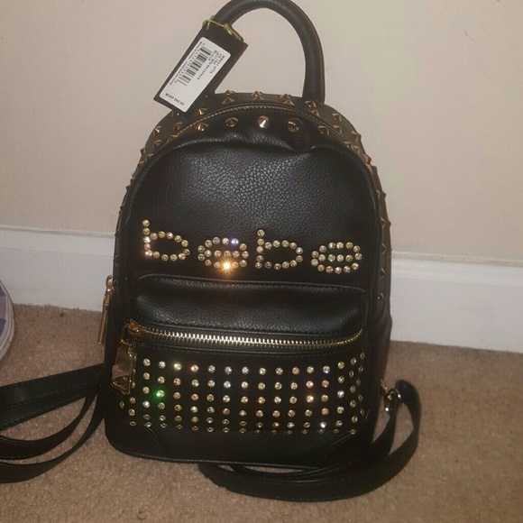 Bebe Bags Mini Backpack On Hold Poshmark