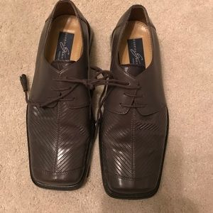 Giorgio Brutini Other - Gray Giorgio Brutini dress shoes.