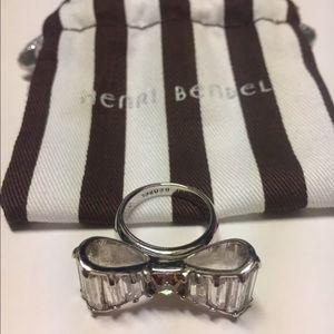 henri bendel Jewelry - Henri Bendal Crystal Ring