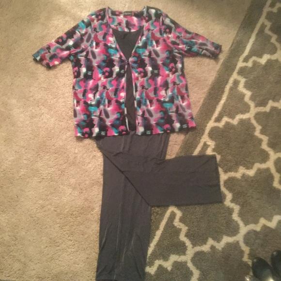 Maggie Barnes Pants - Slinky Dress Slacks