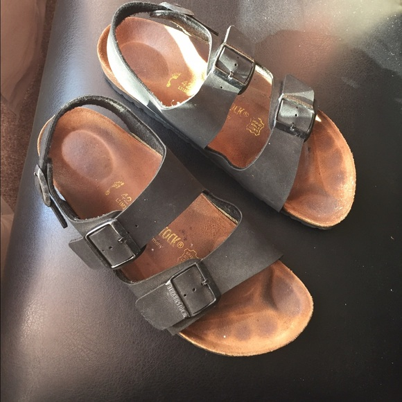 birkenstock milano oiled leather habana