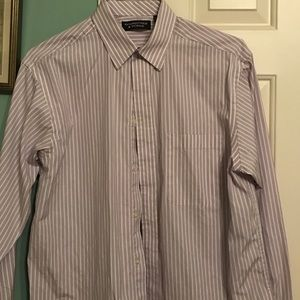 Roundtree & Yorke Other - Light purple button up.