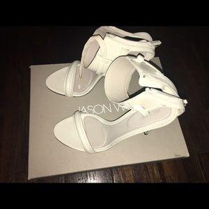 Jason Will Women Ankle Strap Sandals