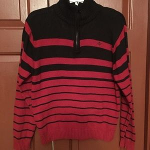 Dockers Other - Boys Striped Mock Neck Sweater