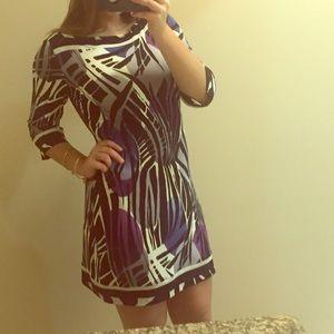 Ali Ro Dresses & Skirts - Patterned retro dress