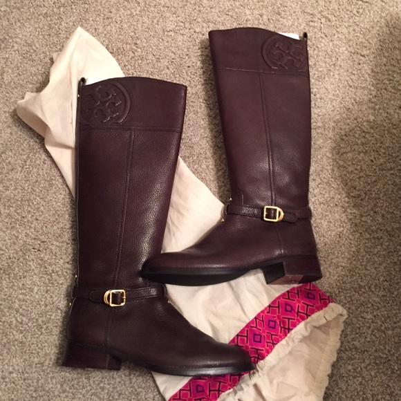68765ac2c056 REDUCED Tory Burch Marlene Boots. M 5839253b8f0fc4a532068e38