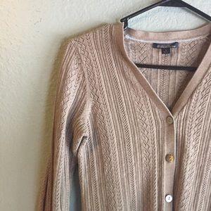 Brooks Brothers Cardigan Sweater