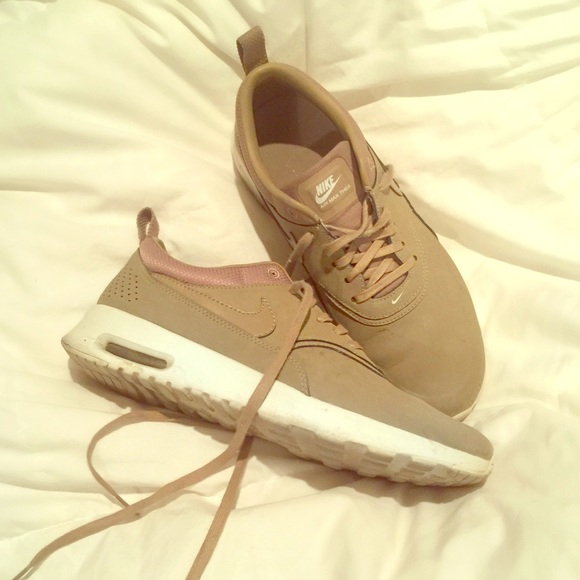 Women's Nike Air Max Thea Premium in Desert Camo