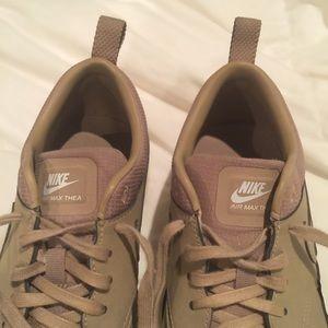 Nike Shoes - Nike Air Max Thea Premium Desert Camo EUC Size 7.5