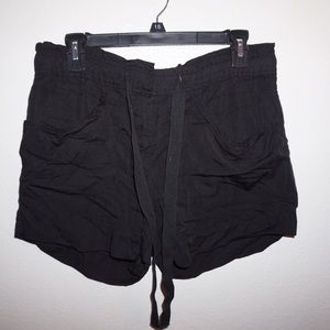 Cotton On Pants - Cotton On black shorts in size 8. Never worn.