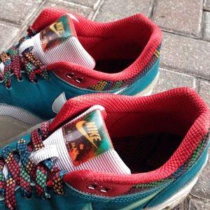Nike Shoes - NIKE AIR MAX 1 PREM BRAZIL LANCEIRO QS MEN SIZE 11 d23ed8118