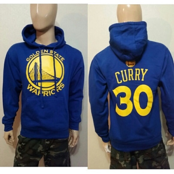 AMS Other - NWT Men s Golden State Curry 30   Stephen Hoodie dea3fcc50