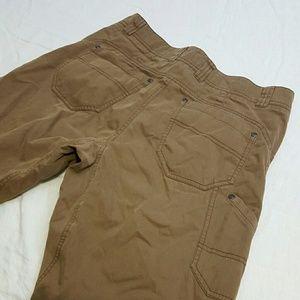 Arc'teryx Other - Arc'teryx Brown Cotton / Nylon  Pants 32x32