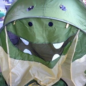 Accessories - Kids Dash the Dino Pop Up Tent & 70% off Other - Kids Dash the Dino Pop Up Tent from Stellau0027s ...