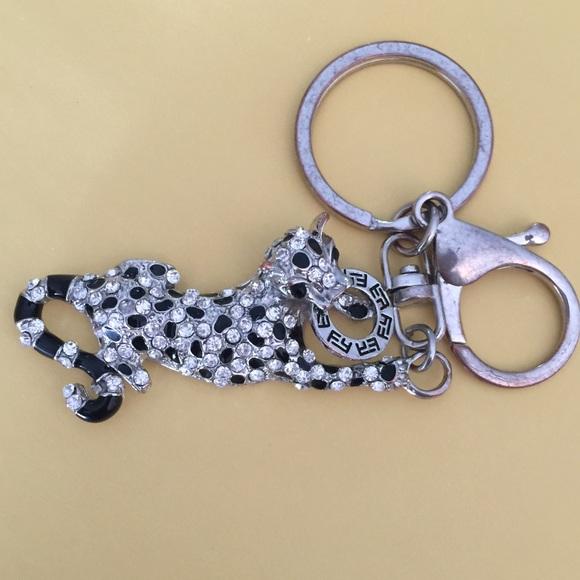 EFFY Jaguar Keychain