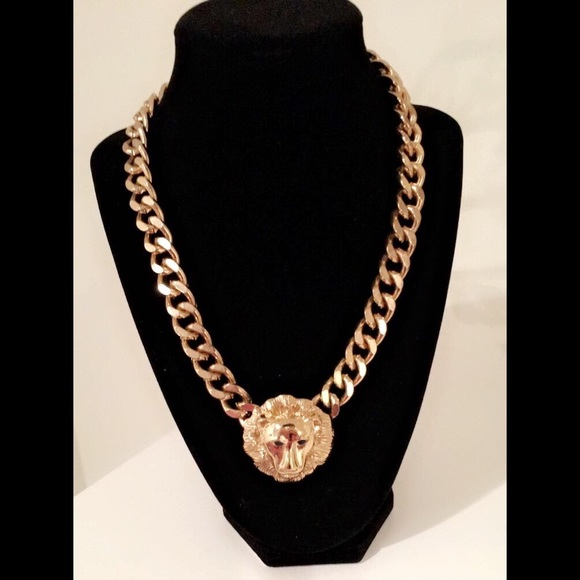 CindyLBB Jewelry - 🦁 Little Lion Necklace 🦁