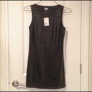 BNWT H&M Sequin Shift Dress