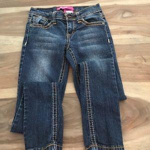 Vigoss Other - Embellished skinny jeans