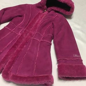 Hawke & Co Other - {Girls} Hawke & Co Pink Winter Coat Size 6