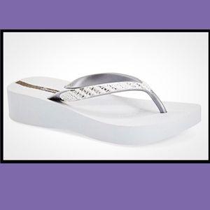 Ipanema Shoes - Ipanema Platform Wedge Flip Flop