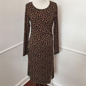 MICHAEL Michael Kors Leopard Dress!!