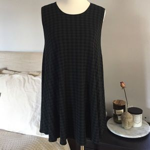 Brandy Melville Dresses & Skirts - Brandy Melville Alena Plaid Dress