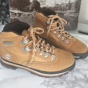 Timberland Shoes - Women's Euro Hiker Timberland Boot