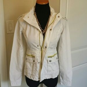 Free People Jackets & Blazers - Free People Corduroy Military Style Jacket