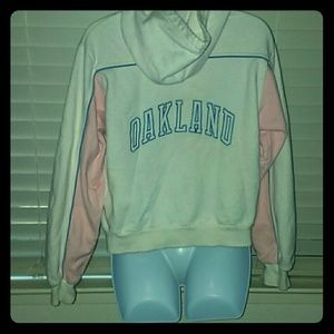 Tops - *Rare Oakland A's Hoodie!*