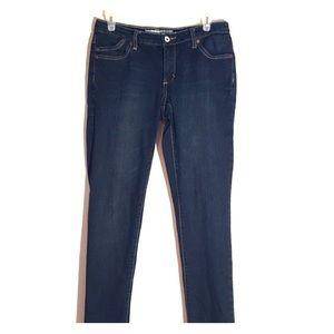 "Salt Works ""Perry Street"" dark blue jeans"